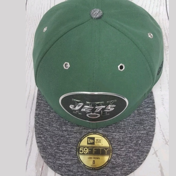 New Era 59 Fifty NFL New York Jets fitted cap bf73bd5ece0